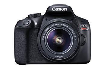 Canon Eos Rebel T6 DSLR Black Friday 2019 Deals