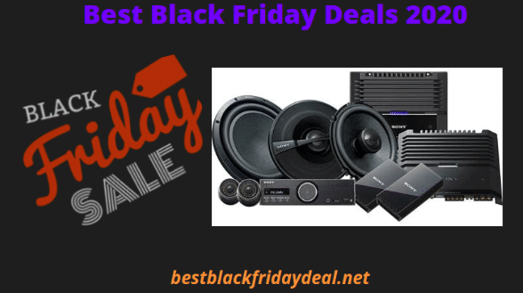 Car Audio System Black Friday 2020