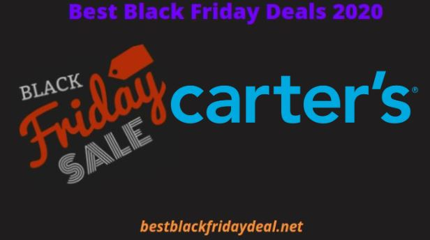 Carter's Black Friday Deals 2020