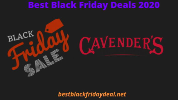 Cavenders Black Friday 2020