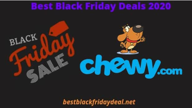 Chewy Black Friday Deals 2020