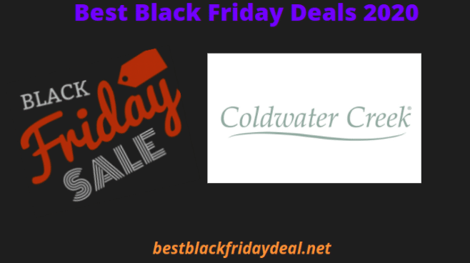 Coldwater Creek Black Friday 2020