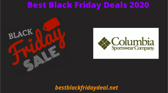 Columbia Black Friday 2020 Sale
