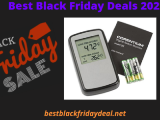 Corentium home radon detector by Airthings 223 Black Friday 2020
