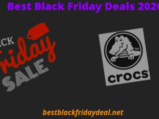 Crocs Black Friday Deals 2020