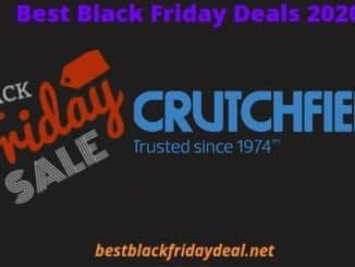 Crutchfield Black Friday Deals 2020
