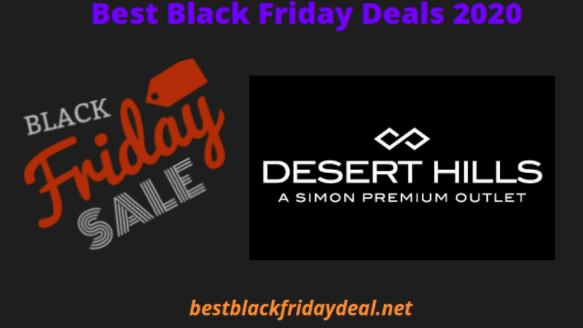 Desert Hills Premium Black Friday 2020