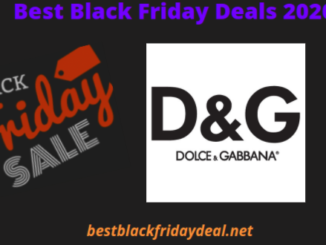 Dolce & Gabbana Black friday 2020