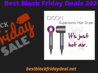 Dyson Hair Dryer Black Friday 2020