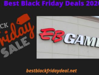 EB Games Black Friday 2020