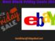 EBay Black Friday 2020