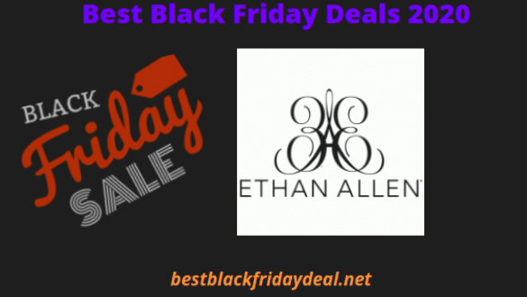 Ethen Allen black Friday 2020