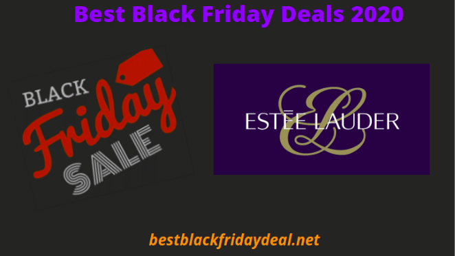 Estee Lauder Black Friday Deals 2020