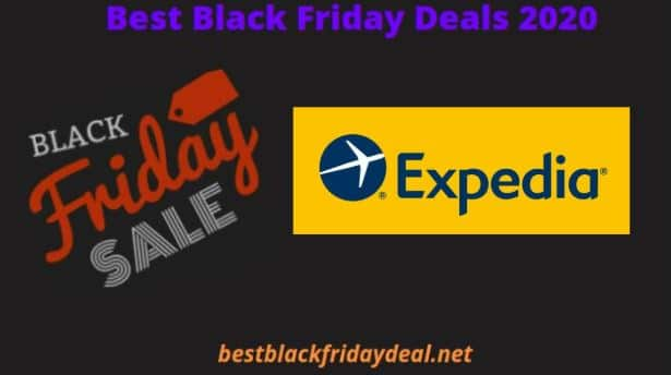 Expedia Black Friday Deals 2020