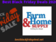 Farm and Home Supply Center Black Friday 2020