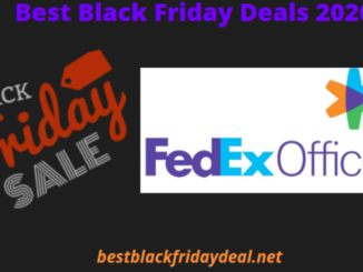 FedEx office Black Friday 2020