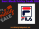 Fila black Friday 2020