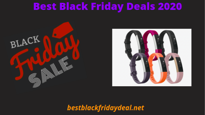 Fitbit Alta Hr Black Friday Deals 2020