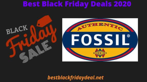 Fossil black Friday 2020