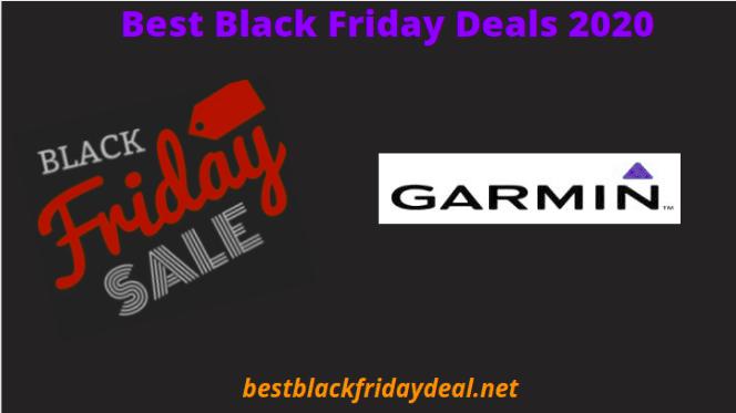 Garmin Black Friday Deals 2020