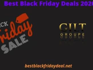 Gilt Black Friday Deals 2020