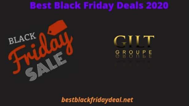 Gilt Black Friday Deals 2020