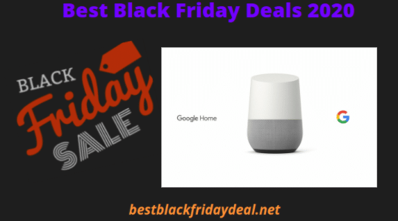 Google Home Black Friday 2020