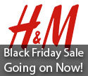 HM Black Friday