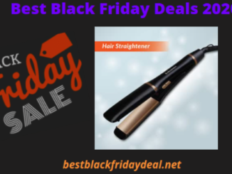 Hair Straightner Black Friday 2020