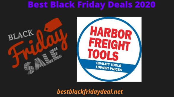 Harbor Freight Black Friday 2020
