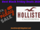Hollister Black Friday Deals 2020