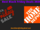 Home Depot Black Friday 2020