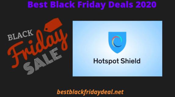 Hotspot Shield VPN Black Friday 2020
