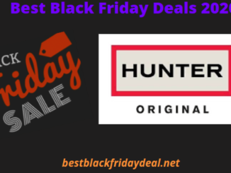 Hunter Boots Black Friday 2020