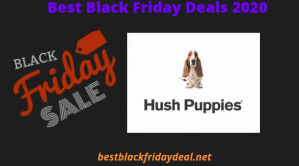 Hush puppies Black Friday 2020