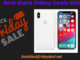 IPhone XS Max Black Friday 2020