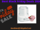 Ice Cream Maker black Friday 2020