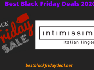 Intimissimi Black Friday 2020 Deals