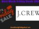 J Crew Black Friday 2020