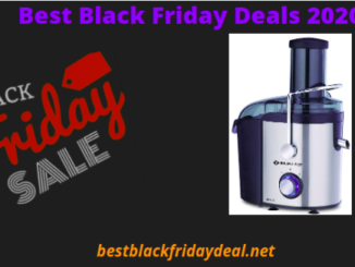 Juicer Black Friday Deals 2020