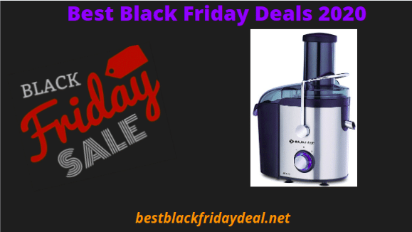 Juicer Black Friday Deals 2020