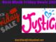 Justice Black Friday 2020