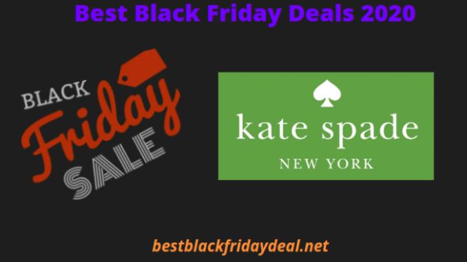 Kate Spade Black Friday Deals 2020