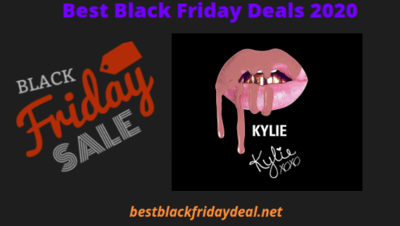 Kylie Cosmetics Black Friday 2020