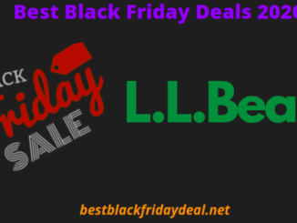 L.L.Bean Black Friday Deals 2020