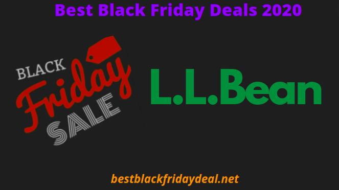 L.L.Bean Black Friday Deals 2020