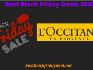 L'Occitane Black Friday Deals 2020