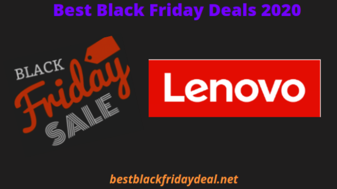 Lenovo Black Friday Deals 2020