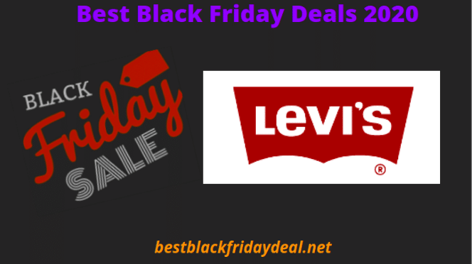 Levis Black Friday 2020 Deals
