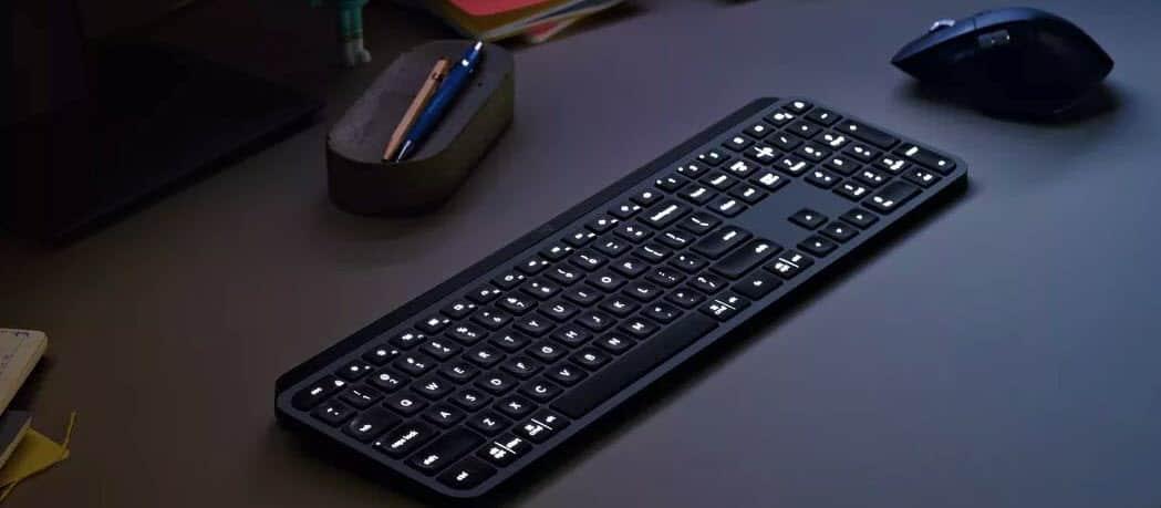 Logitech MX Keys- Keyboard